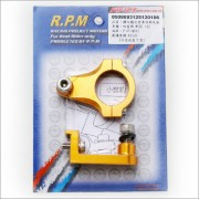 RPM 저배기량용 스티어링댐퍼 브라켓-XR100,XZ100,WOLF 외