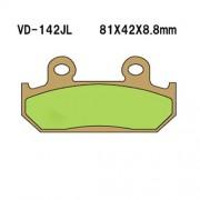 VESRAH 베스라 HONDA CBR250,NSR250R,CBR400R,VFR400,CBR600F 브레이크패드, VD-142JL