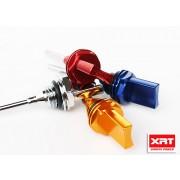XRT 엔진 오일 캡 GTS125,250  X-motion