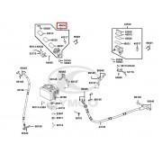 다운타운125ST 마스터실린더(RH,순정) 45530-LBA2-309