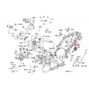 다운타운125ST 레규레다 31600-PRB8-900