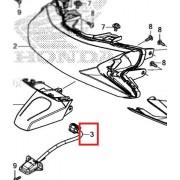PCX125(18~19) 라이센스램프ASS`Y 33720-K97-T01